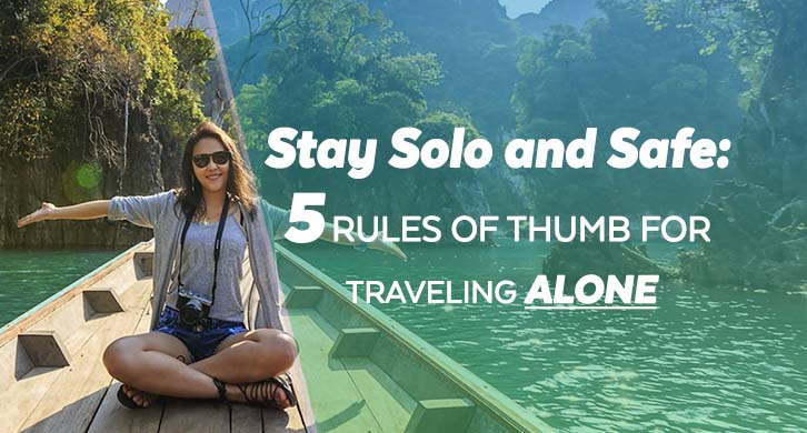 Stay Solo and Safe