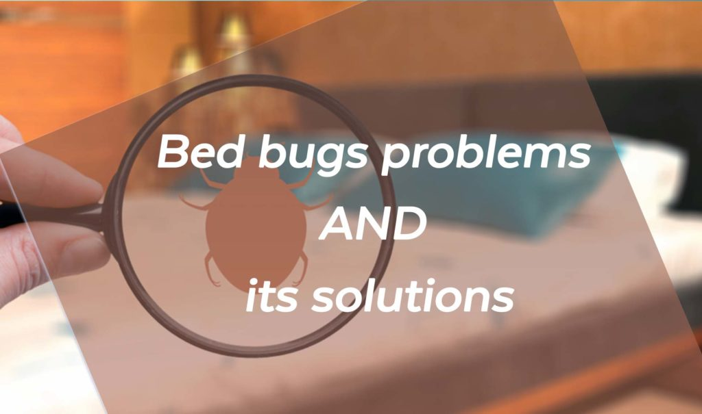 Bed bugs problems and its solutions
