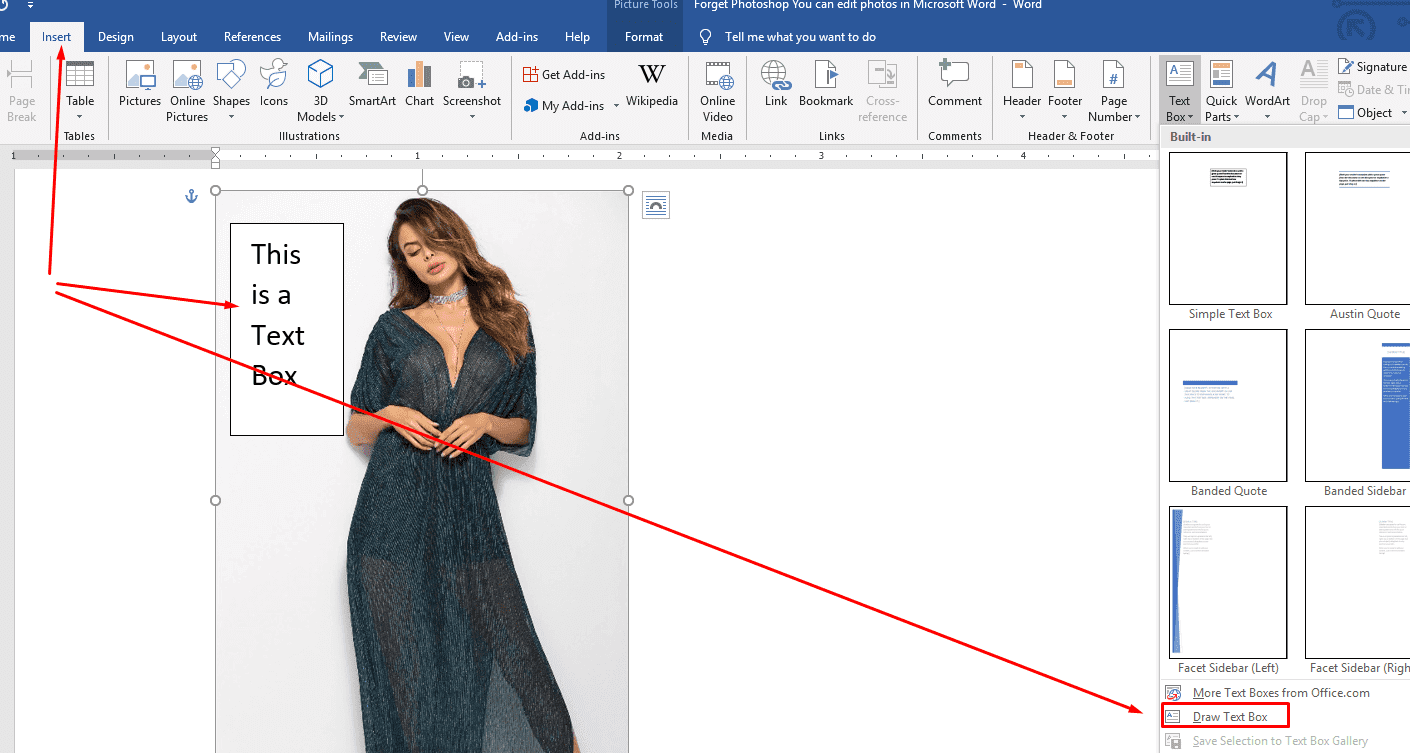 Forget Photoshop - You can edit photos in Microsoft Word 2