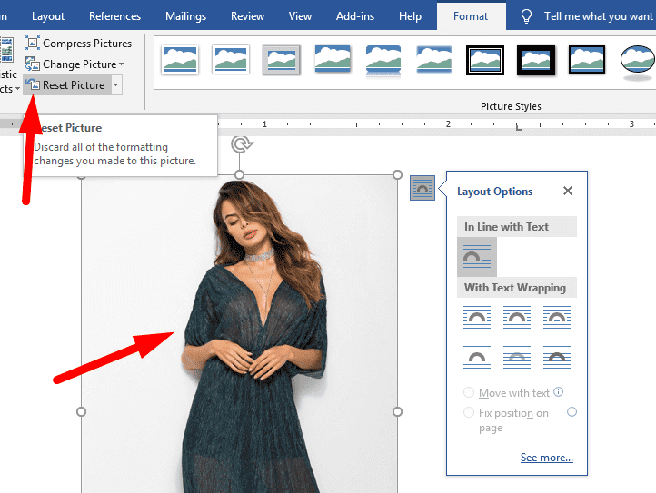 Forget Photoshop - You can edit photos in Microsoft Word 10