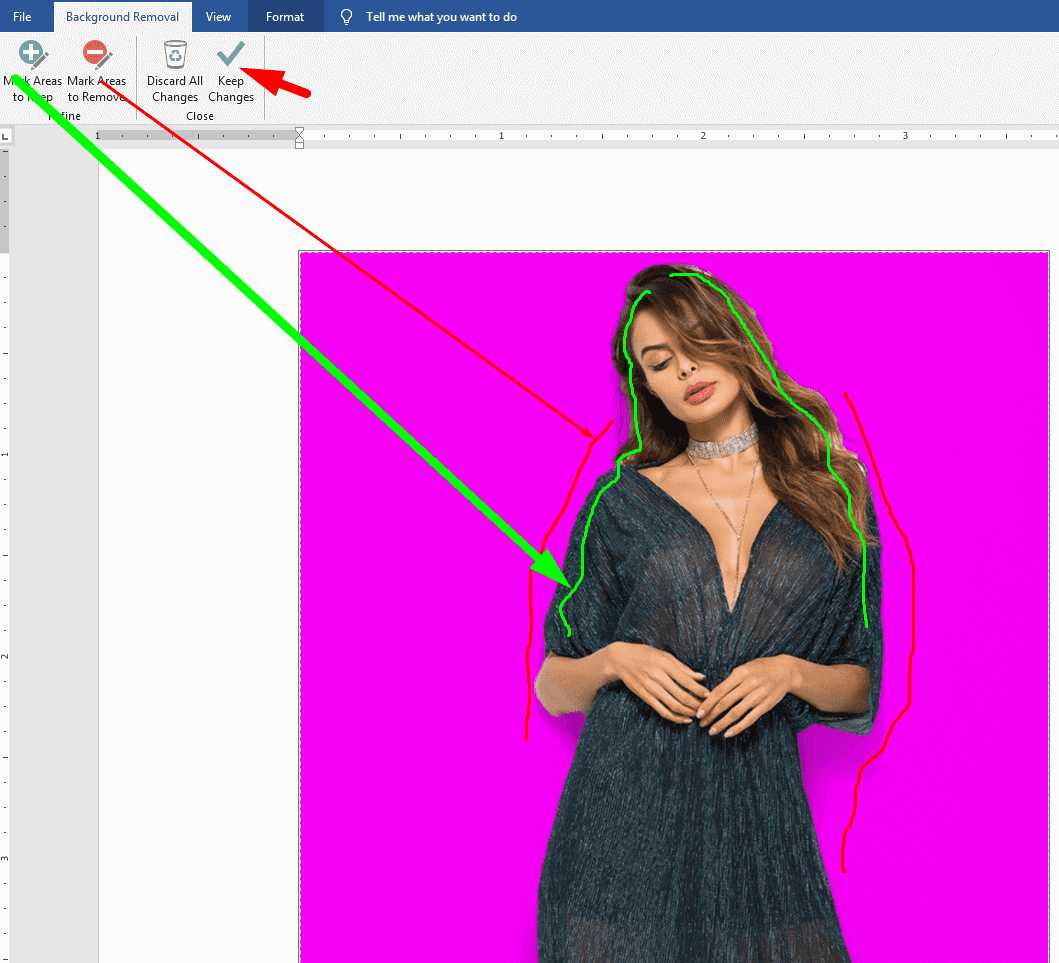 Forget Photoshop - You can edit photos in Microsoft Word 4