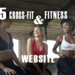 Amazing Cross-fit and Fitness Websites 2019
