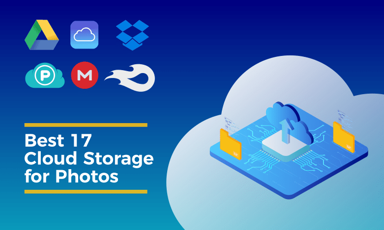 Best 17 cloud storage for photos